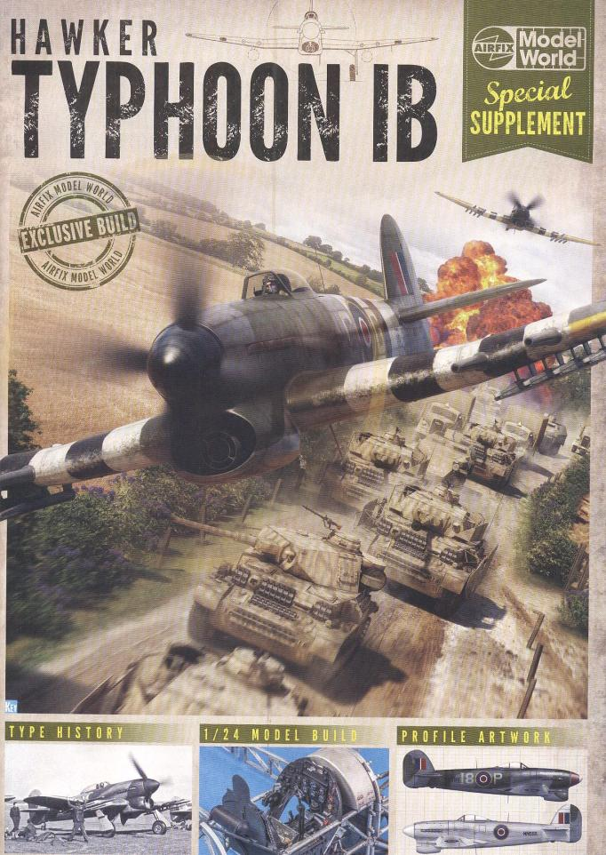 Typhoon supplement cover